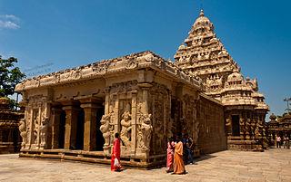 Kanchi Kailasanathar Temple Temple in India