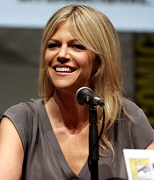Kaitlin Olson - Olson at the 2013 San Diego Comic-Con International.