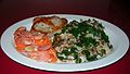 Kale & Mushroom Rice (8417170886).jpg