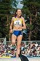 Kalevan Kisat 2018 - Women's High Jump - Ella Junnila - 4.jpg