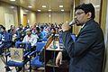Kalyan Sarkar - Workshop - Bengali Wikipedia Typing and Editing - Bengali Wikipedia 10th Anniversary Celebration - Jadavpur University - Kolkata 2015-01-09 2734.JPG