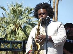 Kamasi Washington - Kamasi Washington performing at Coachella in 2016