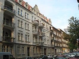 Ulica Kanałowa w Poznaniu