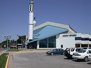 Cosmosphere - Main Entrance (2003)