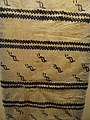 Kapa or Tapa cloth, Hawaii, collected 1884-1885 - Pacific collection - Peabody Museum, Harvard University - DSC05754.JPG