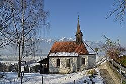Kapelle hll. Martin und Magnus, Oberfresch 2a, Feldkirch 1.JPG