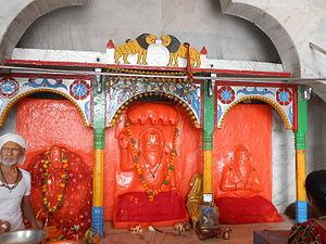 Sagar Island - Kapil Muni Ashram at Gangasagar