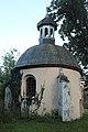 Kaple Navštívení Panny Marie, Hoření Starý Dub (2).JPG