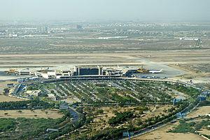 Karachi Airport Asuspine
