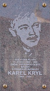 Karel Kryl memorial plaque.jpg