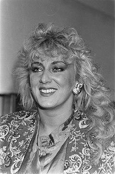 Karin Bloemen 1986