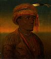 Karl Ferdinand Wimar - Portrait of a Native American.jpg
