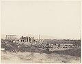 Karnak (Thèbes), Vue Générale des Ruines Prise du Sud-Est, en T MET DP71352.jpg