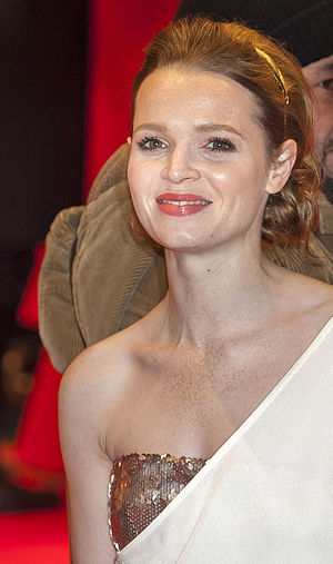 Karoline Herfurth - Herfurth at the 2012 Berlinale