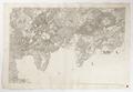 Karta över del av Tyskland, 1780 - Skoklosters slott - 98048.tif