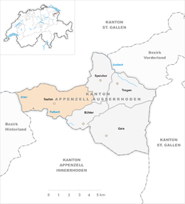 Teufen Appenzell Ausserrhoden Wikipedia