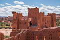 Kasbah of the abandoned town Ait Benhaddou in Southern Morocco (44817923424).jpg