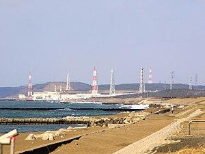 Kashiwazaki-Kariwa Nuclear Power Plant - Image: Kashiwazaki Kariwa April 2011