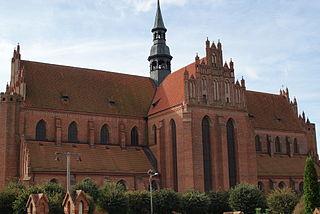 Pelplin Place in Pomeranian Voivodeship, Poland