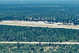 Katima Mulilo Airport airport
