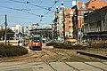 Katowice, Rynek, tramvaj.jpg