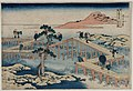 Katsushika Hokusai - An Ancient Picture of the Eight Part Bridge in Mikawa Province (from the se - 1942.147 - Cleveland Museum of Art.jpg
