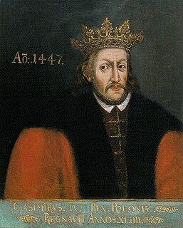 Casimir IV Jagiellon Grand Duke of Lithuania