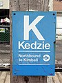 Kedzie BrownLine Sign2.jpg
