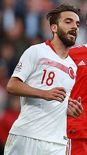 Kenan Karaman Turkish footballer
