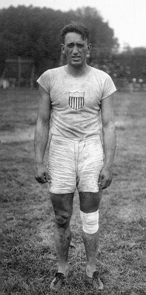 Kenneth L. Wilson - Wilson in 1920