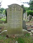 Kenneth Vaughan Simpson RAFVR grave Southgate Cemetery (2).jpg