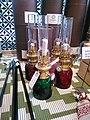 Kerosene lamps at Skansen shop.jpg