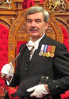 Kevin S. MacLeod Canadian civil servant