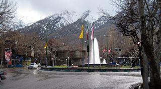 Khansar, Iran City in Isfahan, Iran