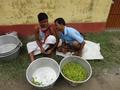 Khichuri arrangement by village people.png
