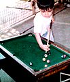 Kid's toy billiard table.jpg