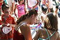 Kids activities brought in thousands of children and their parents (5985888168).jpg