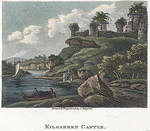 Cilgerran Castle - Image: Kilgarren Castle