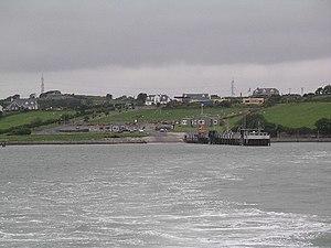 Killimer - Killimer Ferryport
