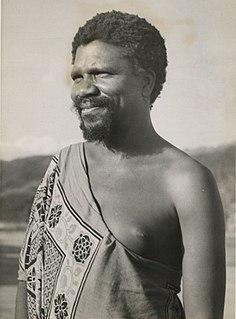 Sobhuza II King of Swaziland
