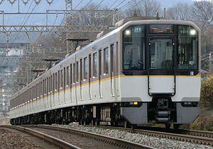 Kintetsu 9820 series - 9820 series set 9826 in January 2014