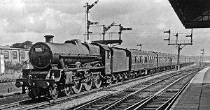 Kirkham and Wesham railway station - Image: Kirkham and Wesham railway station 2105555 d 5c 531b 7