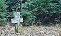 Kleindenkmal, Ruthardskreuz von 1579 aus Schilfsandstein, 1622 , MA , Pflugschar , 1579 , , , Sühnekreuz für ein Mitglied der Familie Ruthard aus Altdorf. Das Originalkreuz ist im Fruchtkasten von Herrenberg. - panoramio.jpg