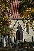 Klinte kyrka Gotland sydportal.jpg
