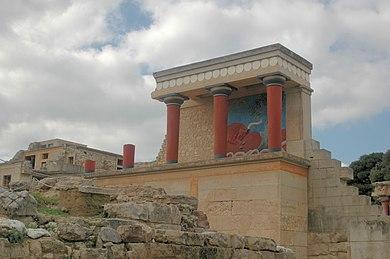 istorija - Istorija umetnosti 390px-Knossos_Palais_2