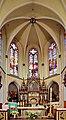 Kościół św. Jana Chrzciciela w Raciborzu - ołtarz główny.JPG