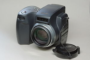 Deutsch: Kodak DX 6490 Digital Camera