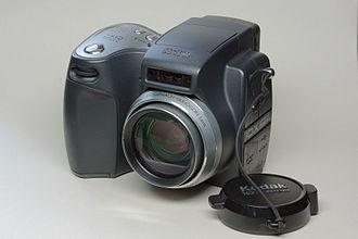 Kodak EasyShare - Kodak EasyShare DX6490.