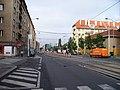Koněvova, od Rečkovy k Ohradě.jpg