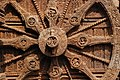 Konark Sun Temple - Great Wheel of Konark.jpg